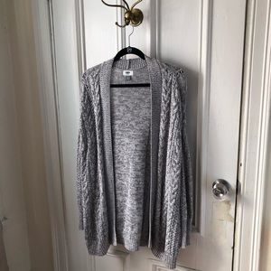 OLD NAVY Cable-knit Cardigan